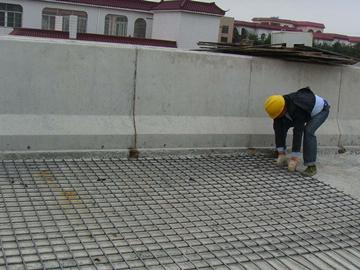桥面铺装钢筋网片