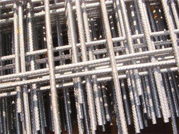 螺纹钢筋网片
