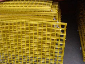 涂塑护栏钢筋网片